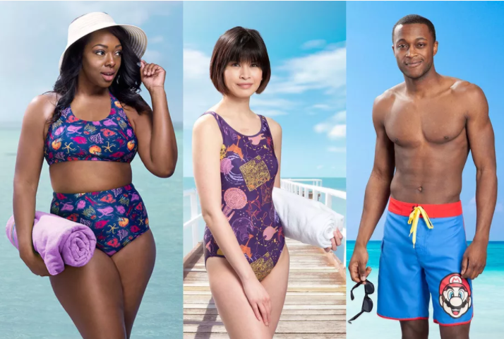 cheap swimming suits